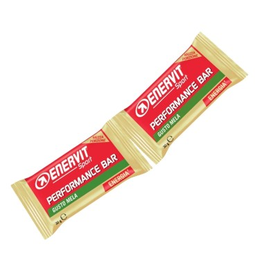 ENERVIT SPORT PERFORMANCE BAR 2 barrette da 30 gr in vendita su Nutribay.it