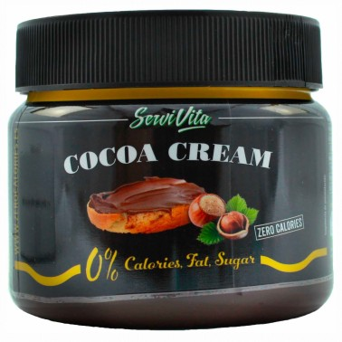 SERVIVITA COCOA CREAM - CREMA SPALMABILE 480 gr in vendita su Nutribay.it