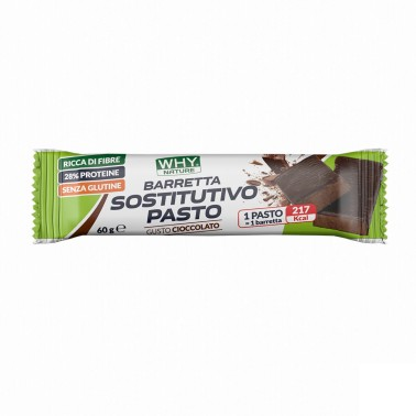 WHY NATURE SOSTITUTIVO PASTO 60gr in vendita su Nutribay.it