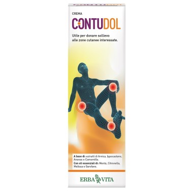 ERBA VITA CONTUDOL CREMA 75 ml in vendita su Nutribay.it