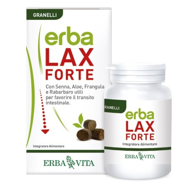 ERBA VITA ERBALAX FORTE GRANELLI 30 g in vendita su Nutribay.it