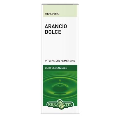ERBA VITA OLIO DI ARANCIO DOLCE 10 ml in vendita su Nutribay.it