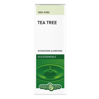 ERBA VITA TEA TREE OIL 10 ml in vendita su Nutribay.it