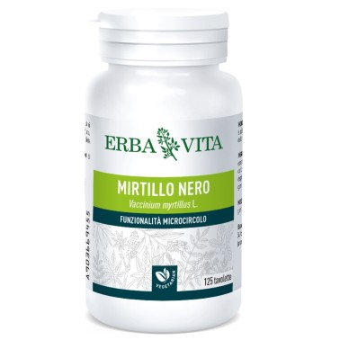 ERBA VITA MIRTILLO NERO 125 tav in vendita su Nutribay.it