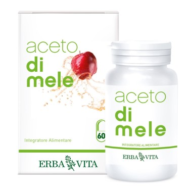 ERBA VITA ACETO DI MELE 60 caps vegetali in vendita su Nutribay.it