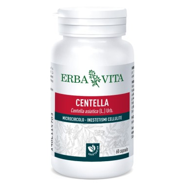 ERBA VITA CENTELLA 60 caps in vendita su Nutribay.it