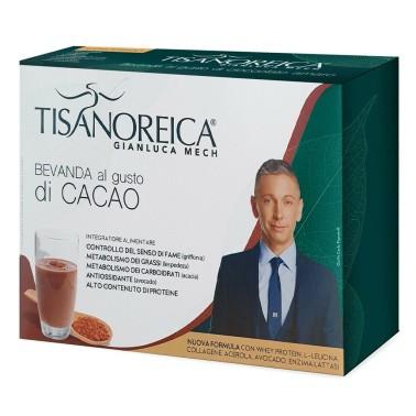 TISANOREICA BEVANDA CACAO 4 BUSTE PAT DA 31,5 gr in vendita su Nutribay.it