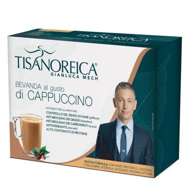 TISANOREICA BEVANDA CAPPUCCINO 4 BUSTE PAT DA 28,5 gr in vendita su Nutribay.it