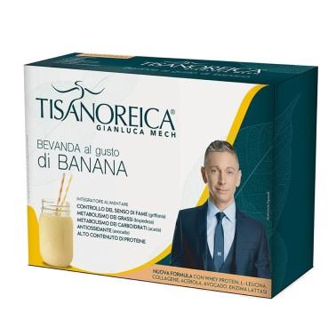 TISANOREICA BEVANDA BANANA SPLIT 4 BUSTE PAT DA 28 gr in vendita su Nutribay.it