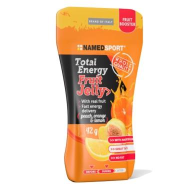 NAMED SPORT TOTAL ENERGY FRUIT JELLY 42 gr in vendita su Nutribay.it