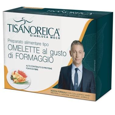 TISANOREICA OMELETTE AL FORMAGGIO 4 pat da 28 gr in vendita su Nutribay.it