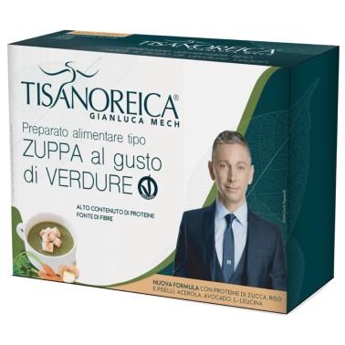 TISANOREICA ZUPPA GUSTO VERDURE VEGAN 4 pat da 34 gr in vendita su Nutribay.it