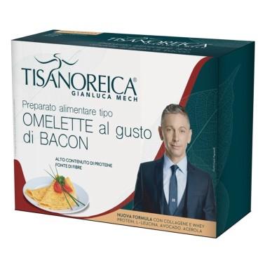 TISANOREICA OMELETTE AL BACON 4 pat da 28 gr in vendita su Nutribay.it