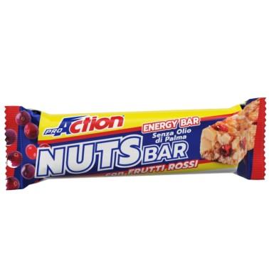 PROACTION NUTS BAR 1 barretta da 30 gr in vendita su Nutribay.it