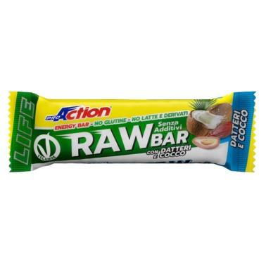 PROACTION LIFE RAW BAR 1 barretta da 30 gr in vendita su Nutribay.it