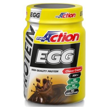 PROACTION PROTEIN EGG 500 gr in vendita su Nutribay.it