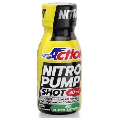 PROACTION NITRO PUMP 1 SHOT 40 ml in vendita su Nutribay.it