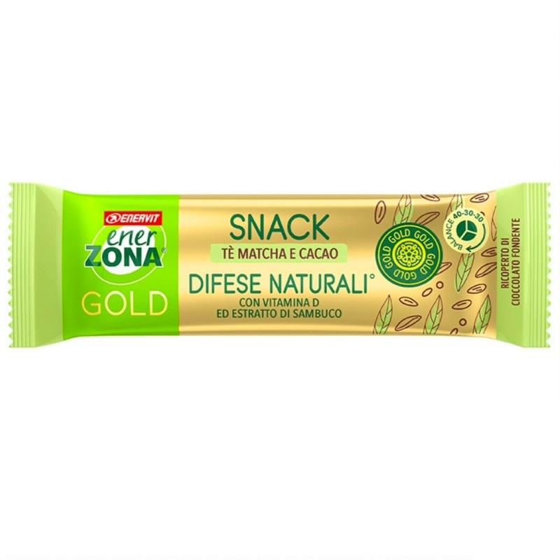 ENERZONA by Enervit SNACK GOLD DIFESE NATURALI 31 gr in vendita su Nutribay.it