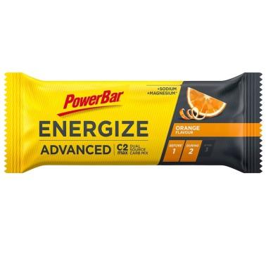 POWERBAR ENERGIZE ADVANCED 1 barretta 55 gr in vendita su Nutribay.it