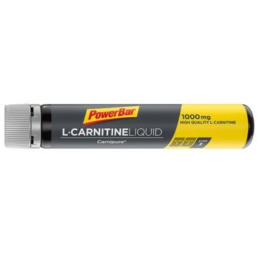 POWERBAR L-CARNITIN LIQUID 1 fiala 25 ml in vendita su Nutribay.it