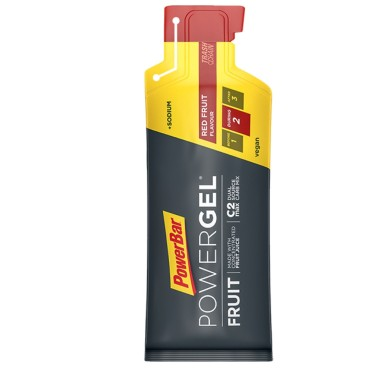 POWERBAR POWERGEL FRUIT 1 gel 41 gr in vendita su Nutribay.it