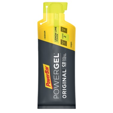 POWERBAR POWERGEL ORIGINAL 1 gel 41 gr in vendita su Nutribay.it
