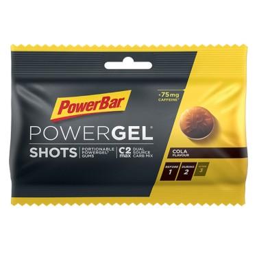 POWERBAR POWERGEL SHOTS 1 gel 60 ml in vendita su Nutribay.it