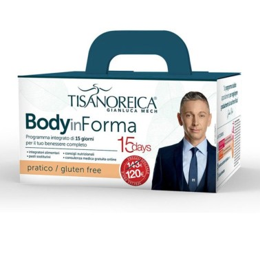 TISANOREICA KIT BODY IN FORMA kit 15 giorni in vendita su Nutribay.it
