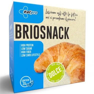EATPRO BRIOSNACK DOLCE 3 X 60 gr in vendita su Nutribay.it