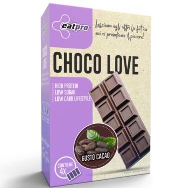EATPRO CHOCO LOVE 4 X 45 gr in vendita su Nutribay.it