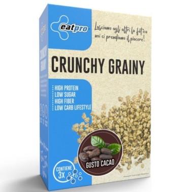 EATPRO CRUNCHY GRAINY 3 x 30 gr in vendita su Nutribay.it