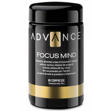 ADVANCE FOCUS MIND 60 cpr in vendita su Nutribay.it