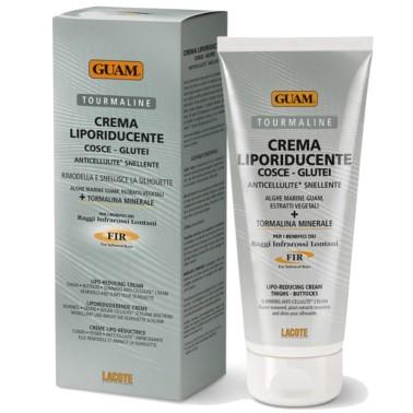 GUAM FIR CREMA LIPORIDUCENTE TOURMALINE 200 ml in vendita su Nutribay.it