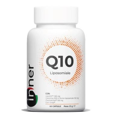 INNER Q10 COENZIMA IN FORMA LIPOSOMIALE 60 caps in vendita su Nutribay.it