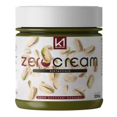 K1 NUTRITION ZERO CREAM PISTACCHIO 250 gr in vendita su Nutribay.it