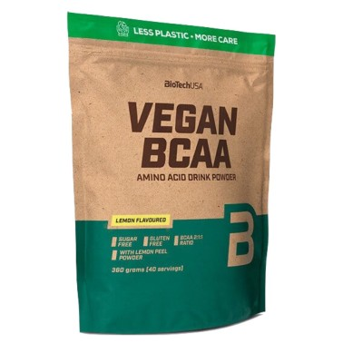 BIOTECH USA VEGAN BCAA + B6 360 gr in vendita su Nutribay.it