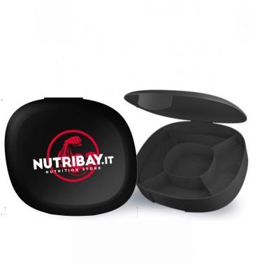NUTRIBAY PILLBOX PORTA PILLOLE 5 scomparti in vendita su Nutribay.it