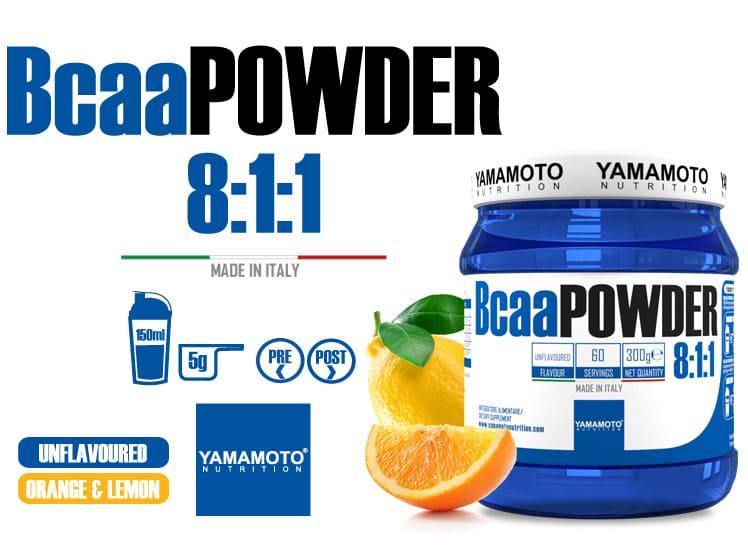 bcaa powder 300